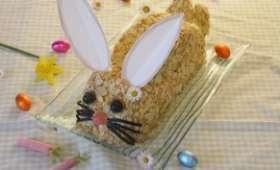 Gâteau Lapin de Pâques