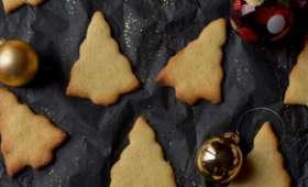 Sablés de Noël au yuzu