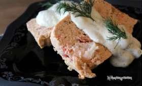 Terrine de saumon au homard