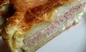 Pâté de pommes de terre et de viande du Limousin