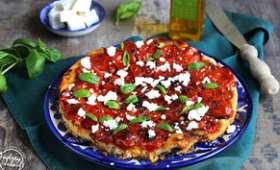 Tarte tatin de tomates balsamique et feta