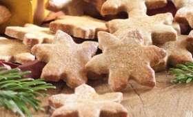Biscuits à la farine de châtaignes