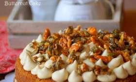 Gâteau moelleux au potiron façon carrot cake