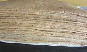 Galettes de blé noir (ou sarrasin)