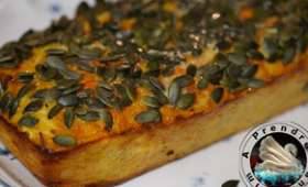 Terrine carottes orange
