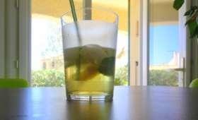 Hugo - cocktail italien