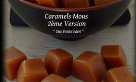 Caramels mous 2ème version