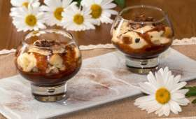 Tiramisu aux saveurs bretonnes