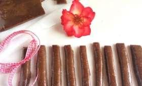 Carambars maison au caramel