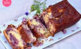 Cake citron fruits rouges