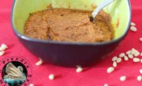 Pesto rouge