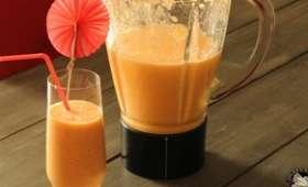 Smoothie melon abricot