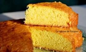 Moelleux saveur citron de LA PATELIERE