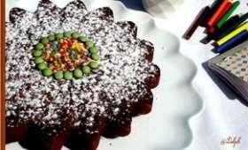 Gâteau au Chocolat Orange