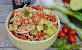 Salade d'épeautre de Sault