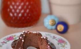 Mug cake chocolat crème de marron