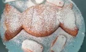Le moelleux aux biscuits roses de Reims