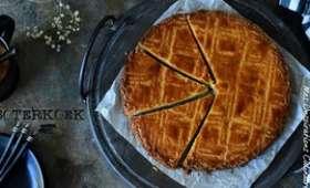 Le Boterkoek, Gâteau hollandais au beurre