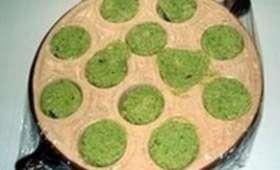 Cassolette d'escargots au beurre d'ail