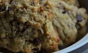 Biscuits au beurre de cacahuete