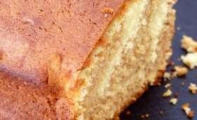Gâteau marbré spéculoos