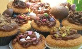 sunshine hb cupcakes