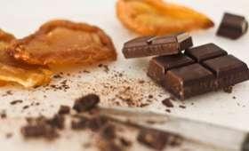 Cookies moelleux aux poires séchées et au chocolat noir