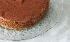 Trianon ou Royal au chocolat