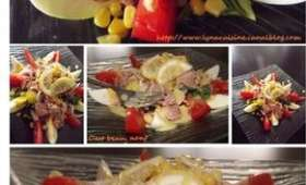 Presqu'une salade niçoise