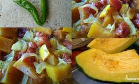Curry de Légumes à la Mauricienne