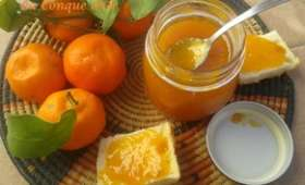 Confiture de mandarines