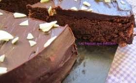 Fondant au chocolat de mon enfance