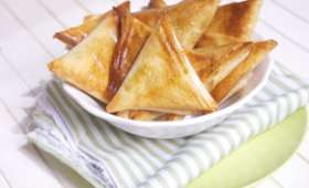 Samoussas thon céréales et légumes