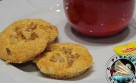 Biscuits au miel et aux noix