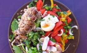 La salade niçoise