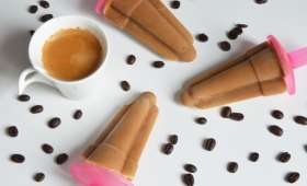 Bâtonnets glacés café à la vietnamienne