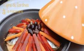Tajine de sardines à la marocaine