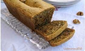 Gâteau aux noix et aux dattes