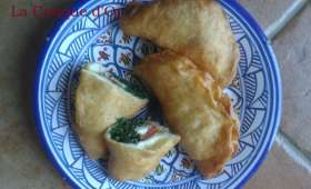 I pituni : chaussons frits farcis