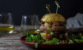 Burgers Rossini