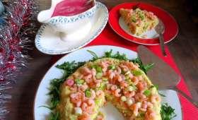 Gâteau de Filets de Merlu et Sa Crème de betteraves