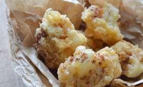Chou-fleur frit au Sumac