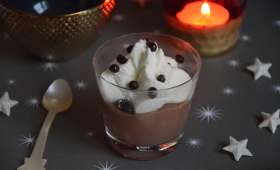 Liégeois chocolat ricotta