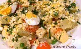 Salade à la polonaise