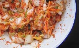 Mak Kimchi, version simple et rapide