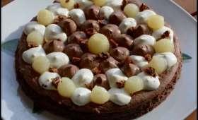 Fantastik Belle-Hélènechocolat, poires, vanille