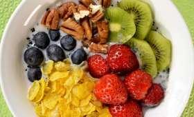Breakfast bowl vitaminé