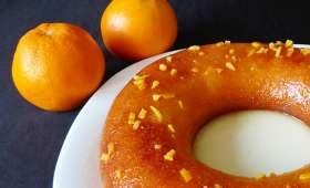 Savarin à l'orange