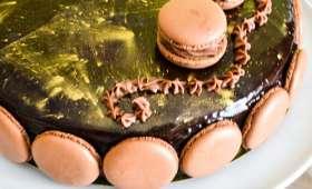 Le Caraque de Denis Matyasy chocolat, praliné, vanille
