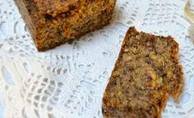 Pain sans gluten aux grains entiers